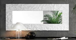 los espejos modernos se por la de sus formas colores o materiales aunque tambin pueden presentar elementos de diseo propios de