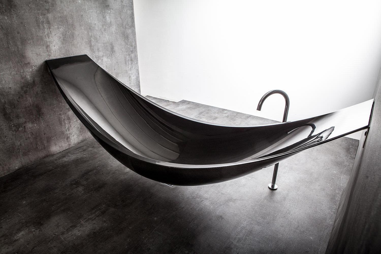 Ba Era Ovalada De Fibra De Carbono Vessel Splinter Works # Muebles Fibra De Carbono