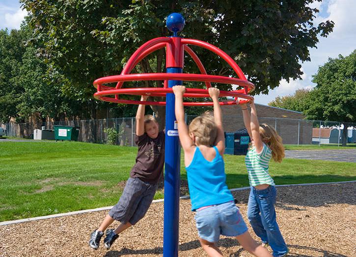 Juego giratorio para niños / para parque infantil - SKY RUNNER ...
