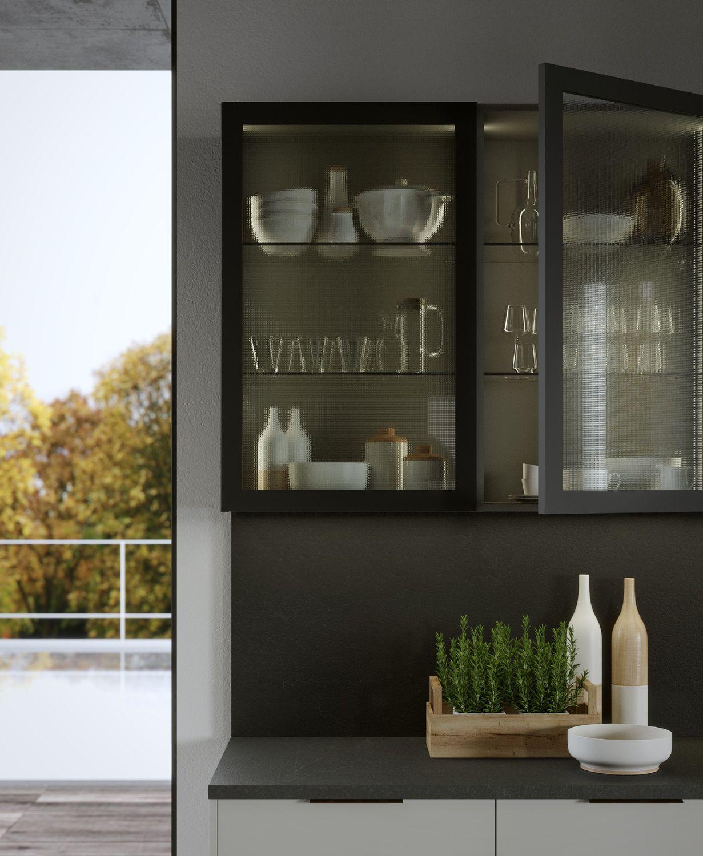Mueble alto para cocina - IDEAL - Record Cucine