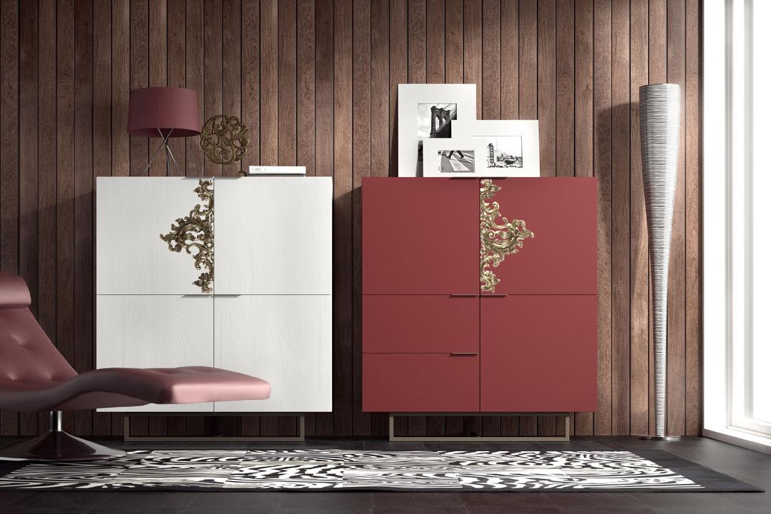 Aparadores diseño moderno: muebles de salón modernos. aparador ...