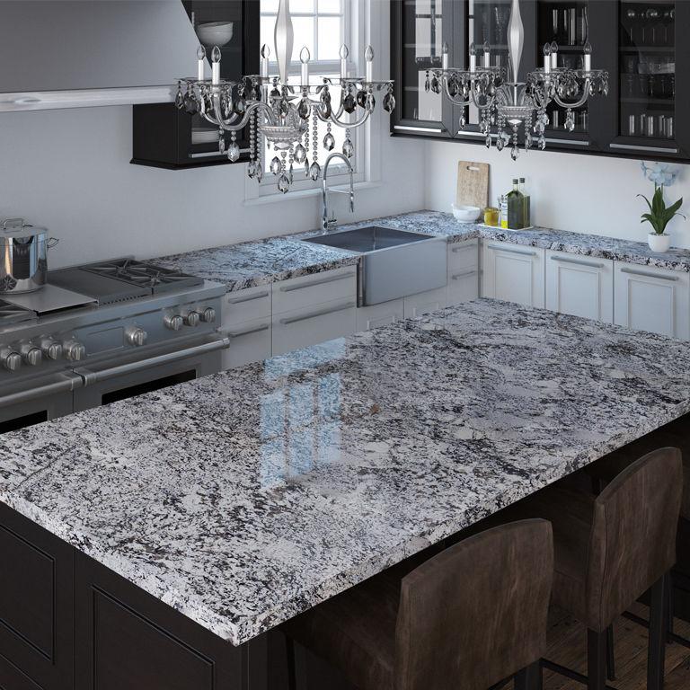 Encimera de granito / para cocina - BLUE NILE - Decolores Marmores e ...