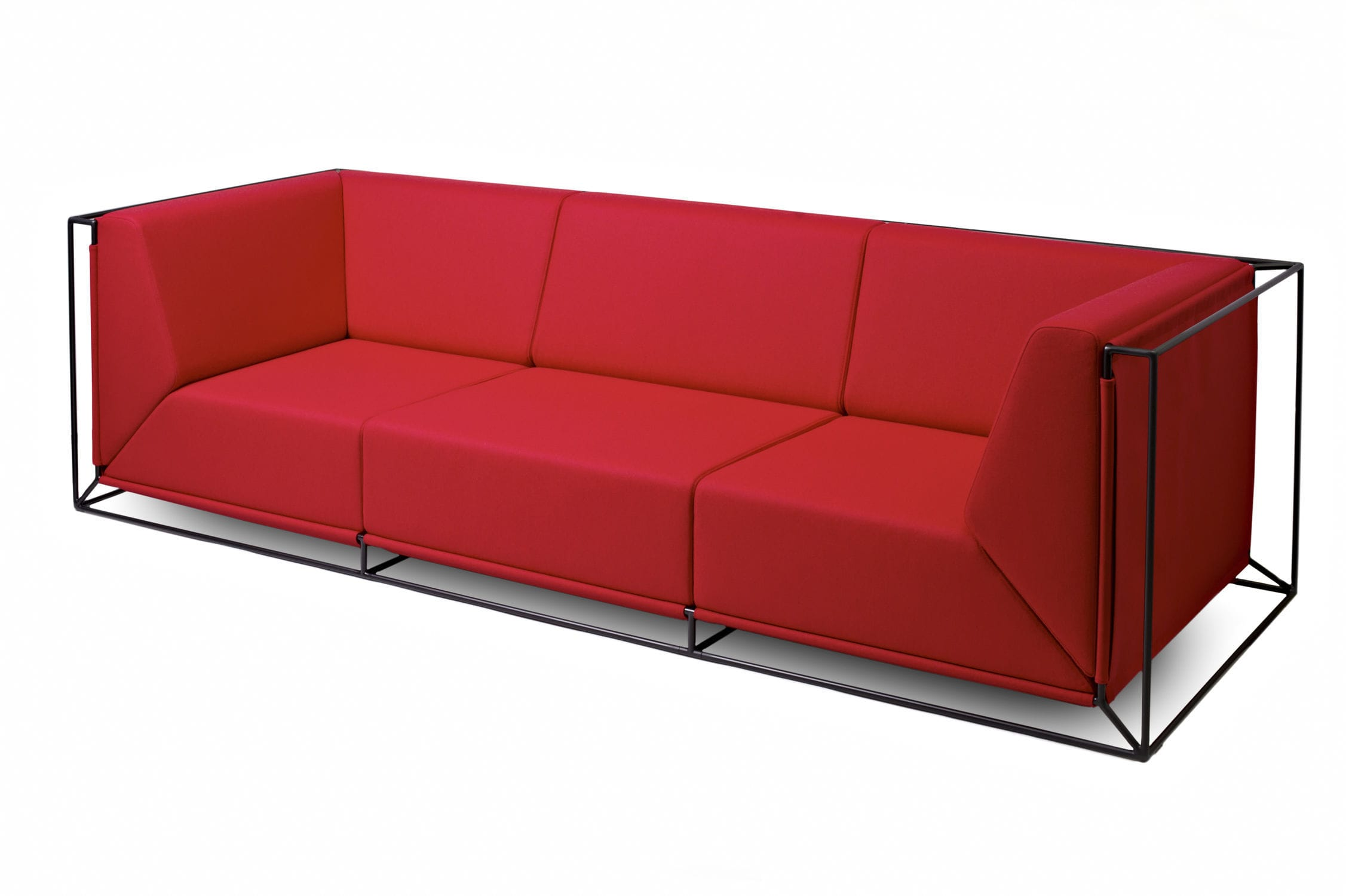 Lovely ... Sofá Modular / Moderno / De Tejido / De Philippe Nigro FLOATING  Comforty ... Idea