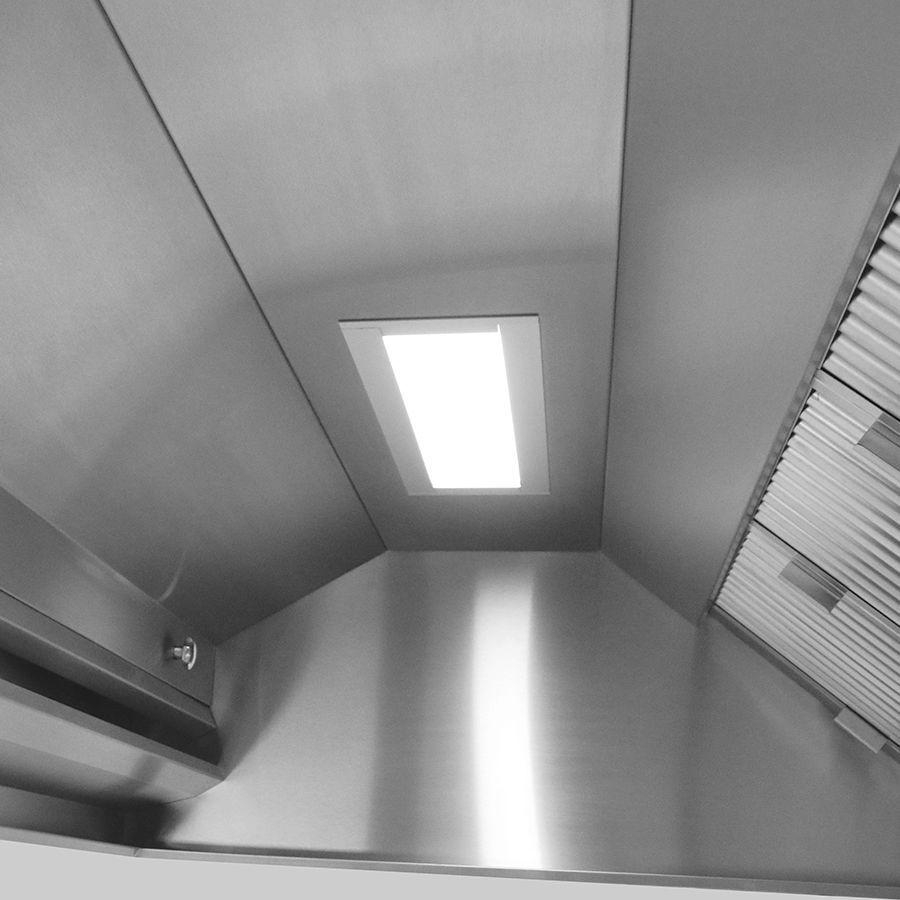 Campana Extractora Profesional Gv Vianen Kitchen Ventilation