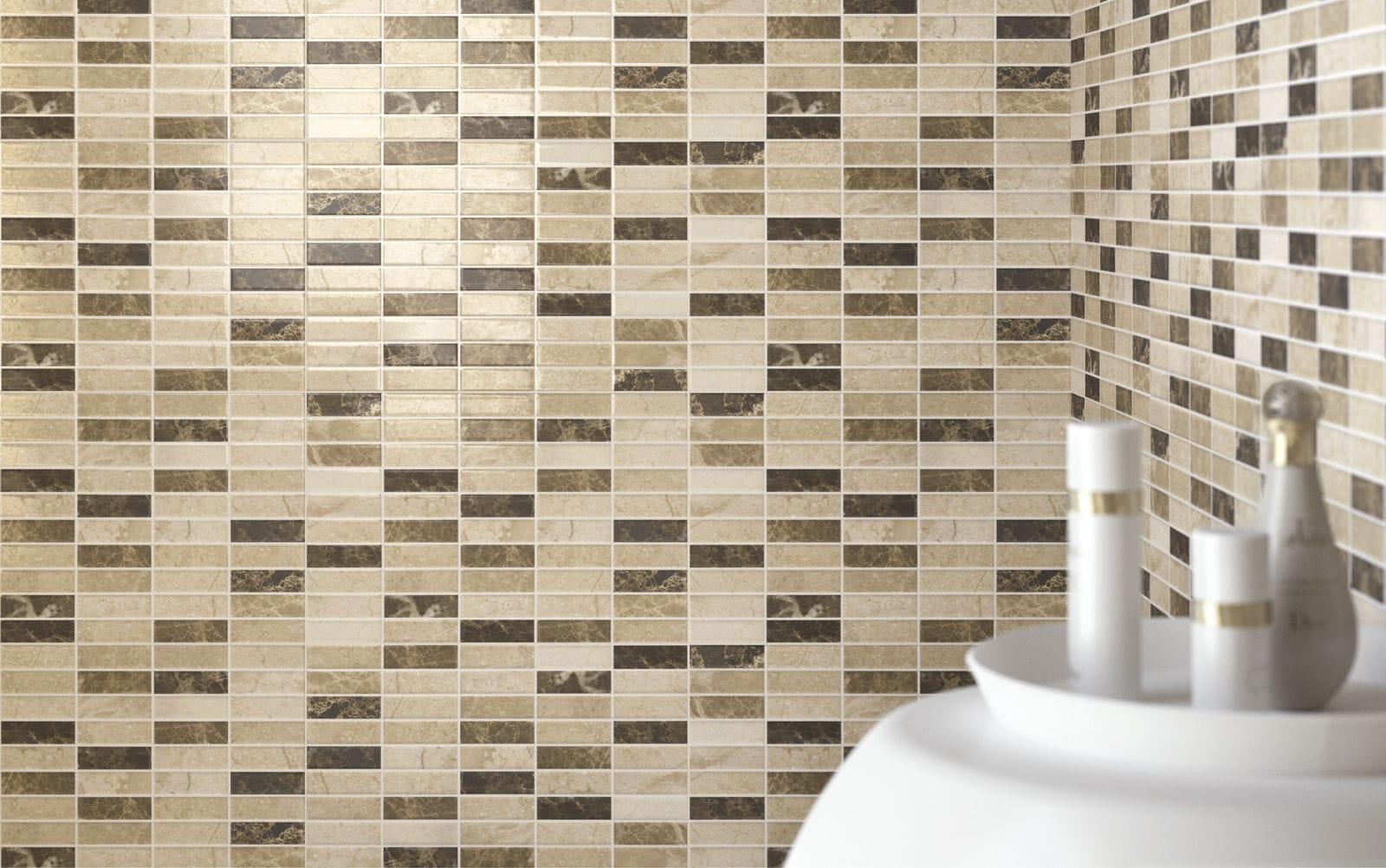 baos con mosaicos mosaico para bao para cocina de pared de cermica