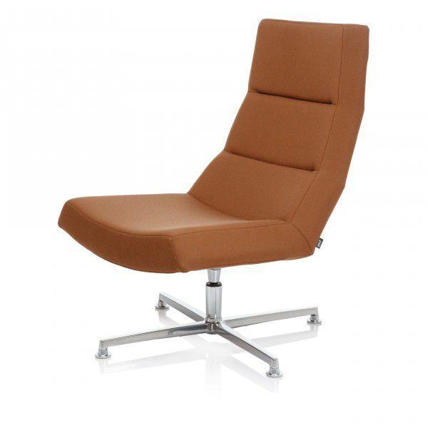 c0eca42f6e2 silla moderna   tapizada   giratoria   de tejido - LIBRA REST by Aldis  Circenis