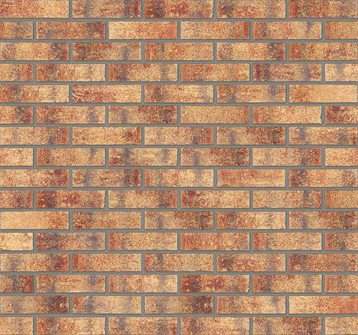 Revestimiento De Fachada De Clinker De Ladrillo Rainbow Brick - Revestimiento-de-ladrillo