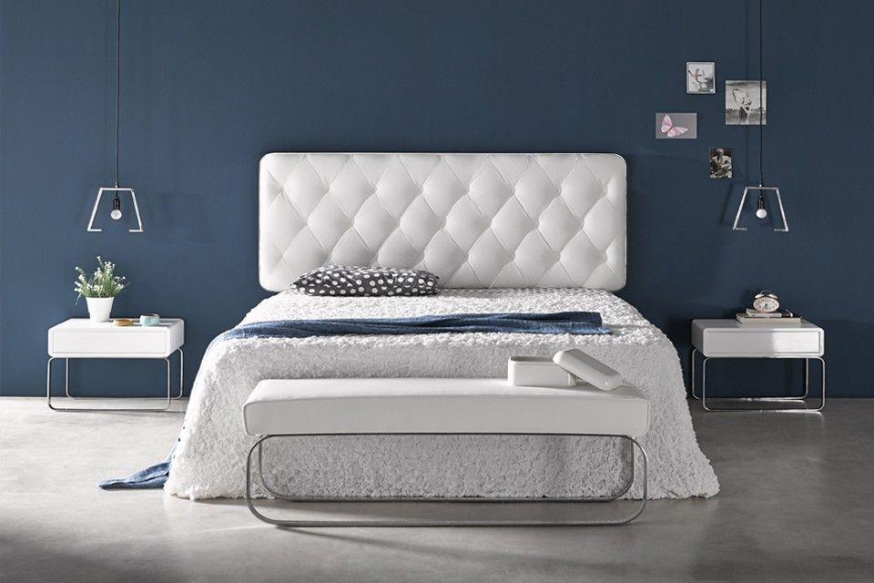 Cabecero para cama doble / moderno / de tejido - VELVET - Altinox