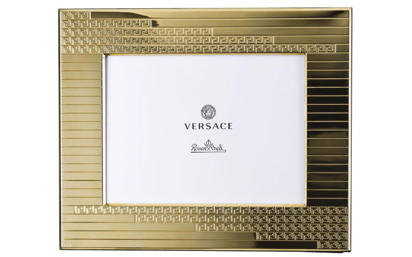 Asombroso Marcos De Oro De Versace Regalo - Ideas Personalizadas de ...
