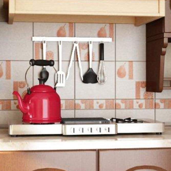 Baldosa para cocina / de pared / de cerámica / de color liso ...