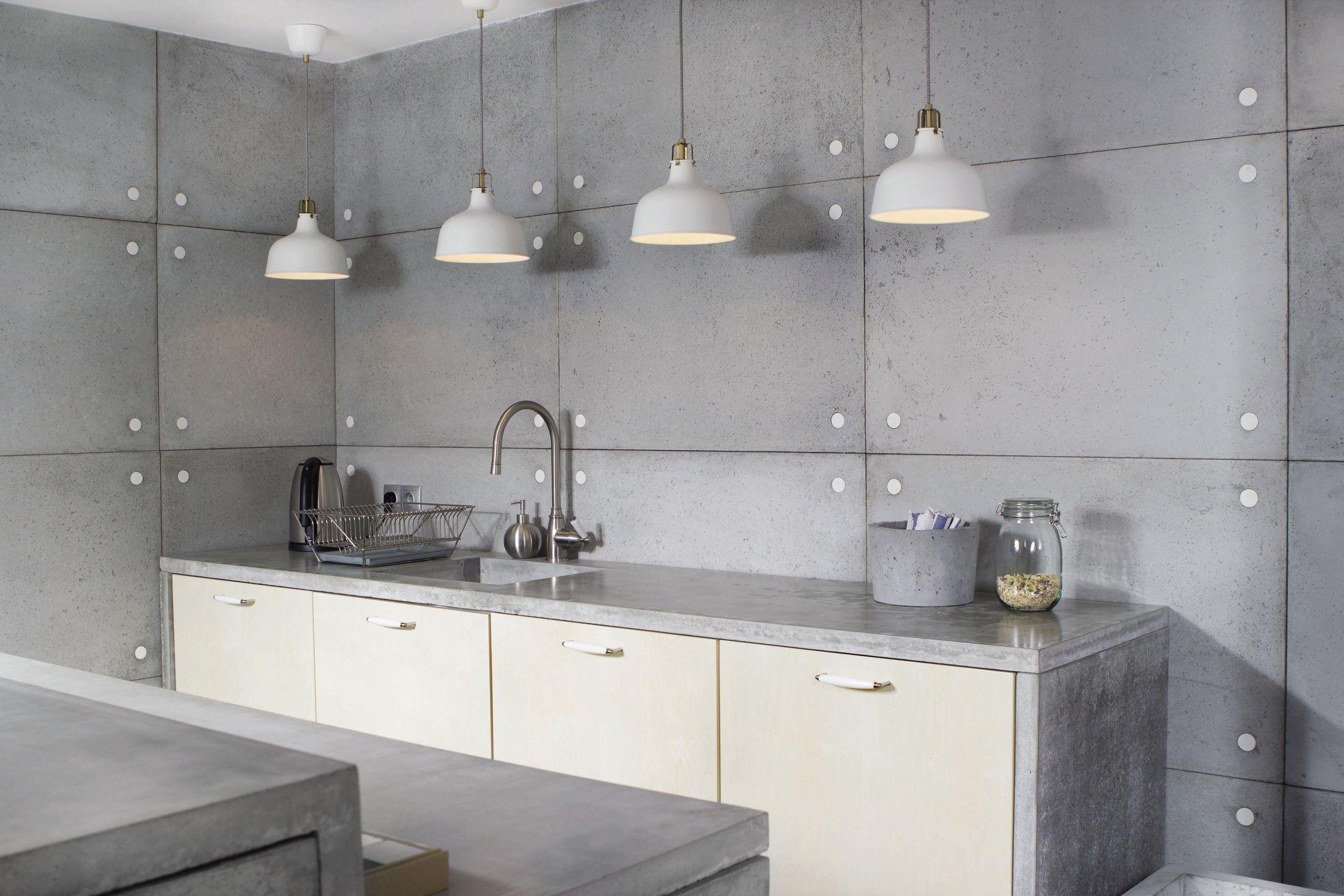 Encimera de hormigón / para cocina - CONCRETE - Living Concrete Ltd