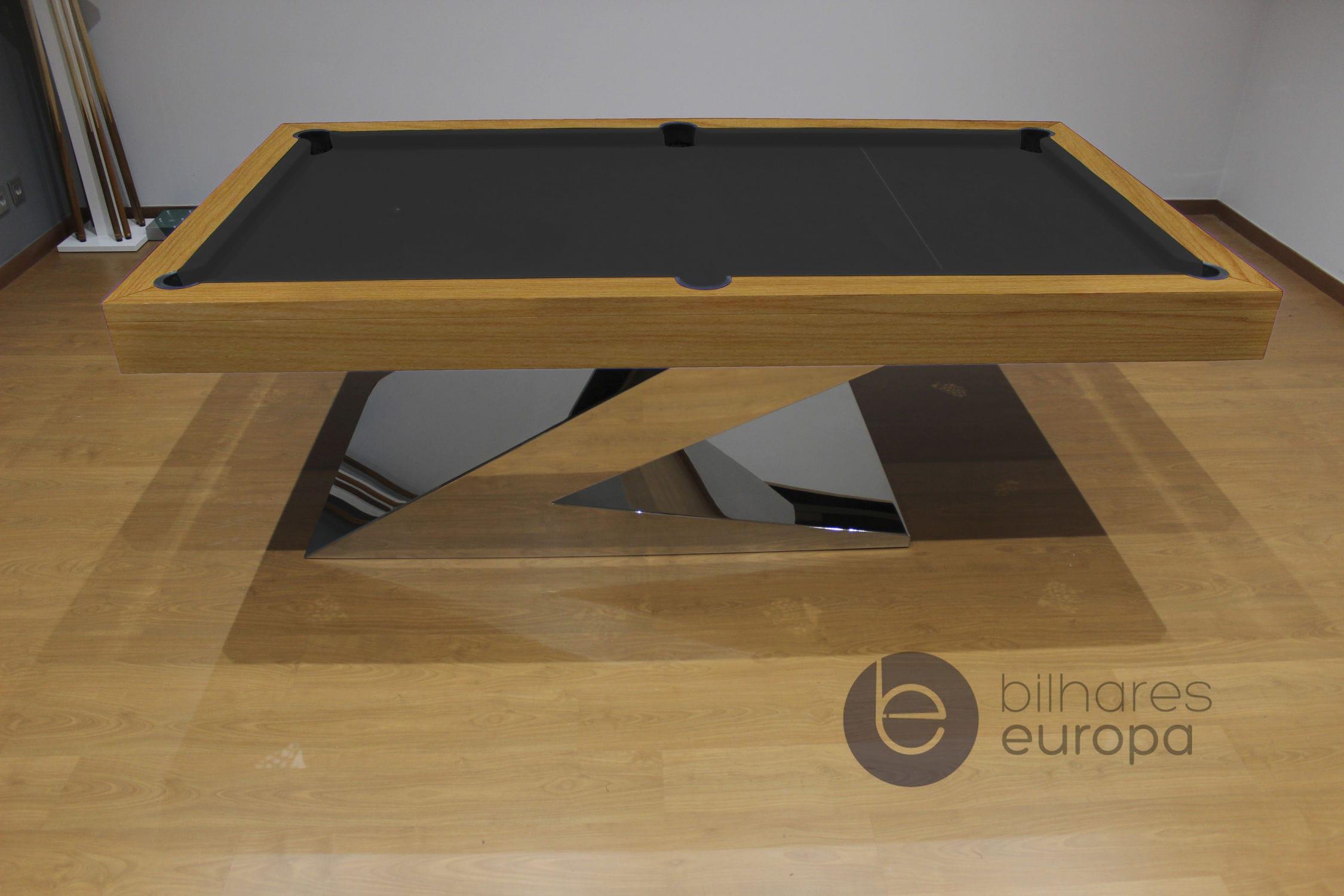 Mesa de billar moderna / convertible en mesa de comedor - ZEN LUXURY ...