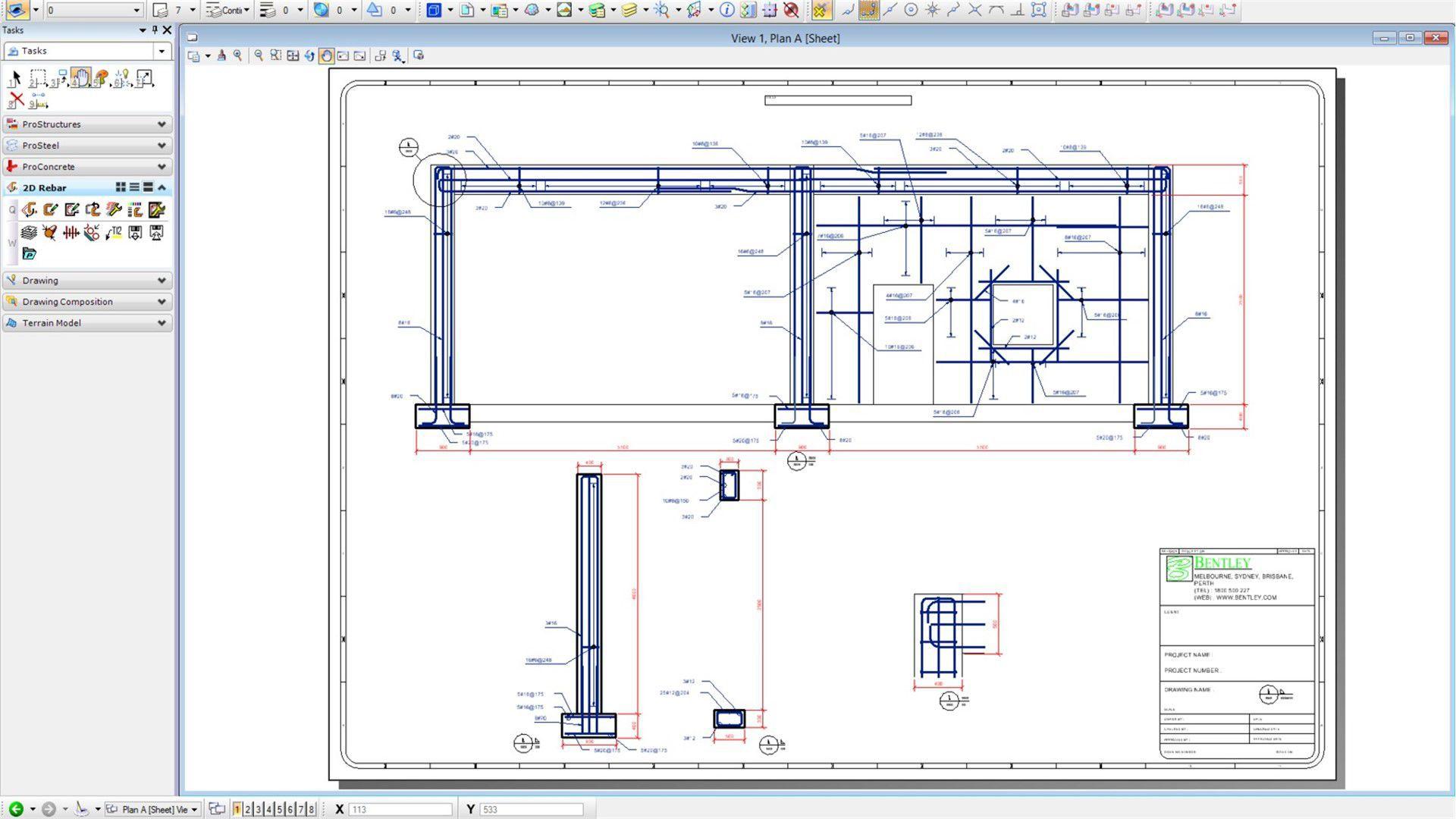 Programa de diseño / de gestión de obra / de modelado / para ...