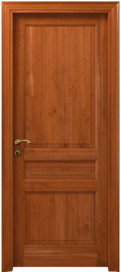 puerta de interior abatible de madera maciza classica b garofoli