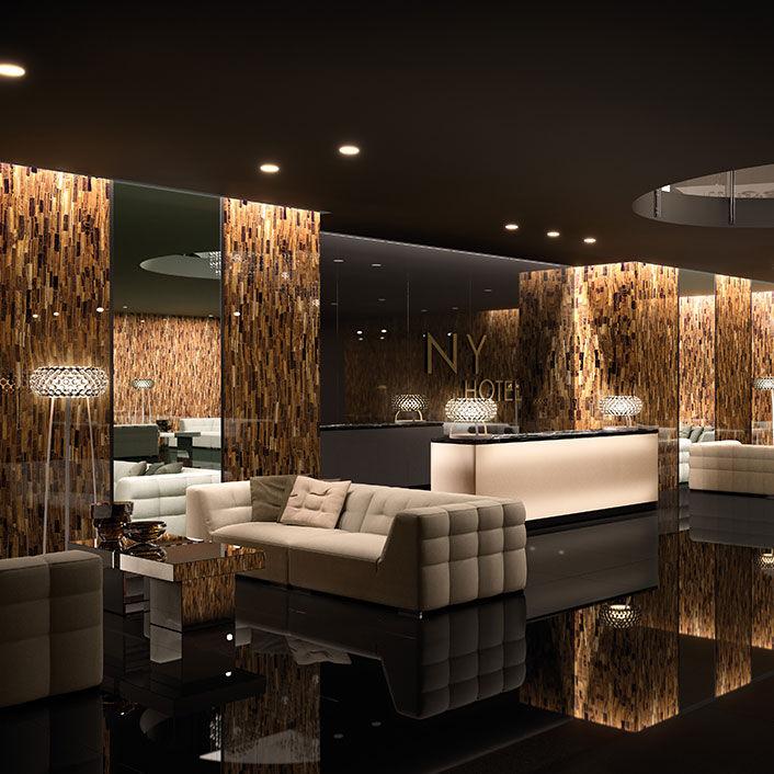 panel decorativo de piedra natural de madera maciza para interior precious stones tiger gold with de piedra interiores