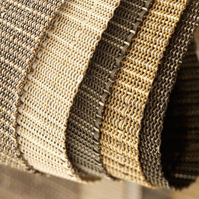 alfombra moderna con motivos de fibras sintticas rectangular reed