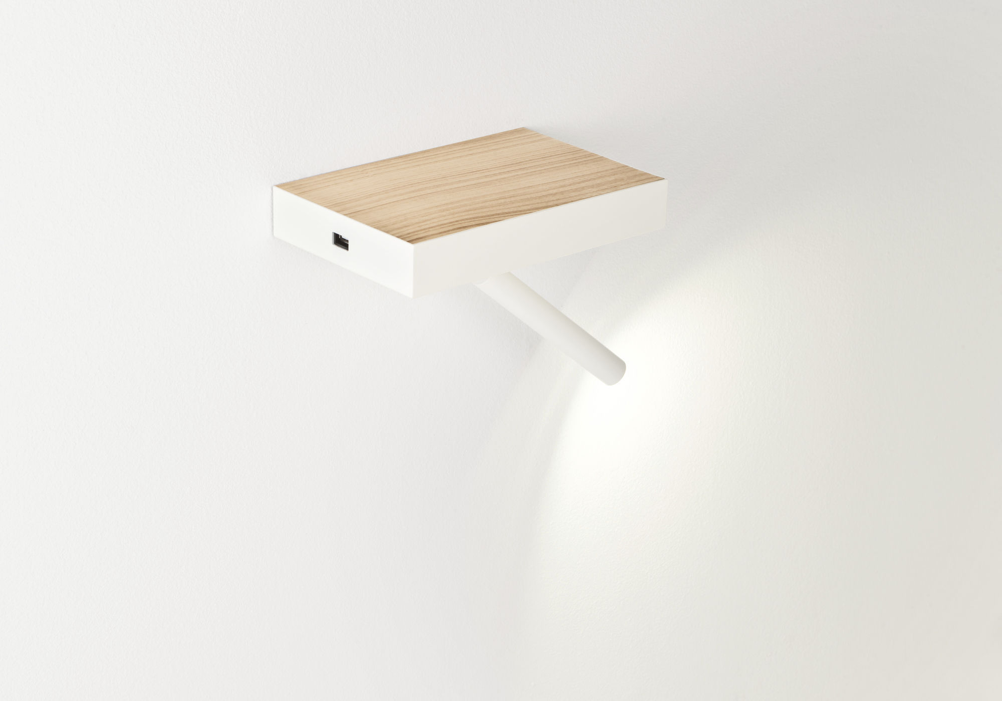 f074d0aa06a Aplique moderno   de metal   de madera   LED - NIT   A-3520 by ...