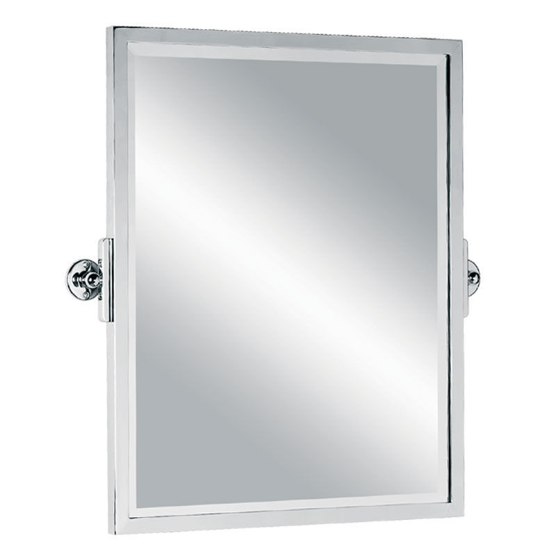 Espejo para baño de pared / basculante / de estilo / rectangular ...
