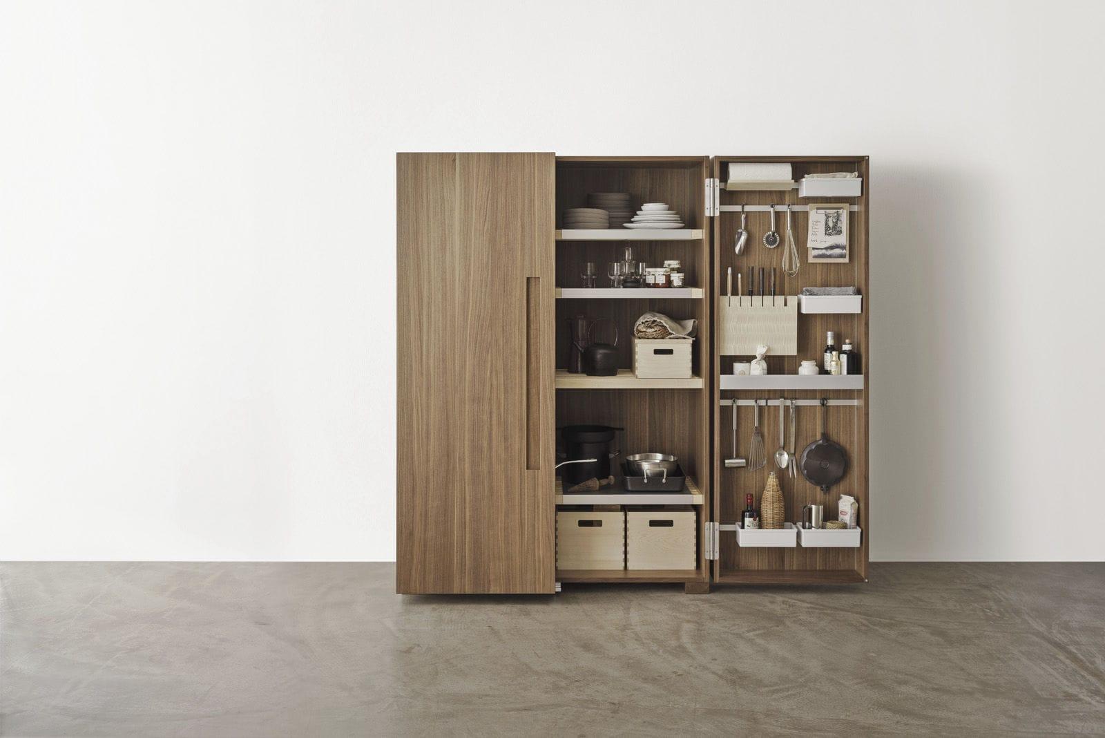 Armario De Cocina De Nogal Tool Cabinet Bulthaup # Muebles Bulthaup