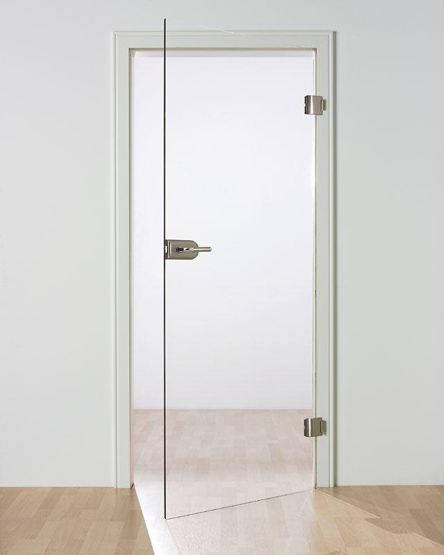 puerta de interior abatible corredera de vidrio bayreuth
