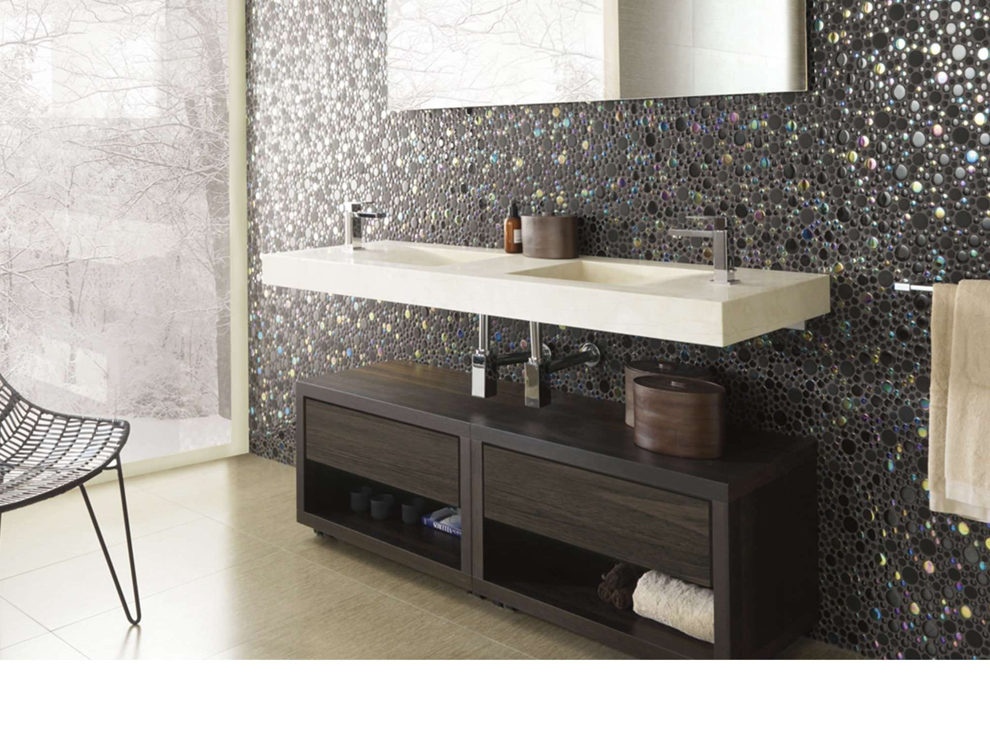 Mueble con ruedas de baño - BOSTON - L\'ANTIC COLONIAL – PORCELANOSA ...