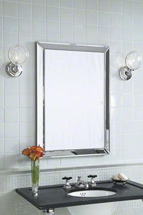 Espejo para baño de pared / moderno / rectangular - FOR TOWN: P74102 ...