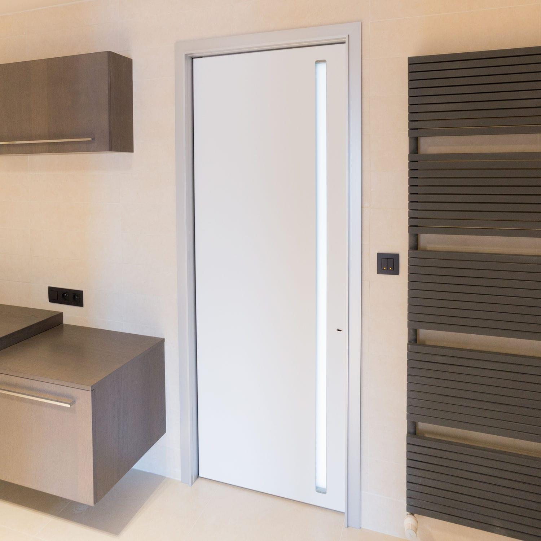 Marco para puerta de aluminio - OBO-a visible aluminium door frame ...