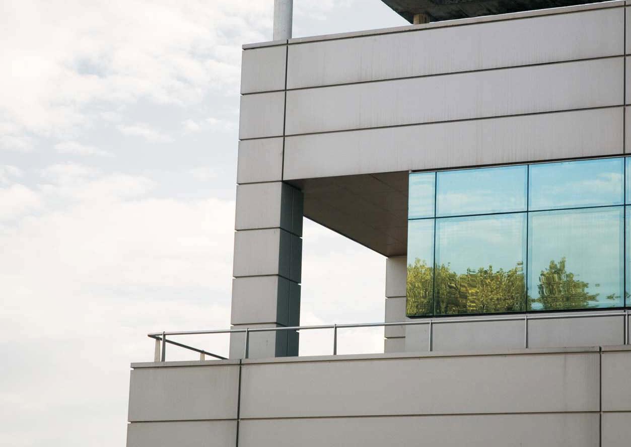 Fachadas ventiladas de aluminio