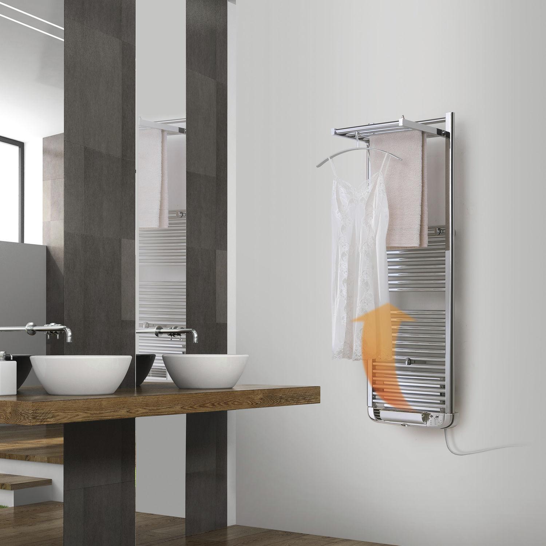 radiador toallero eléctrico   de metal   moderno   de baño - DRYER PLUS  ELECTRIC 764f74cd355c