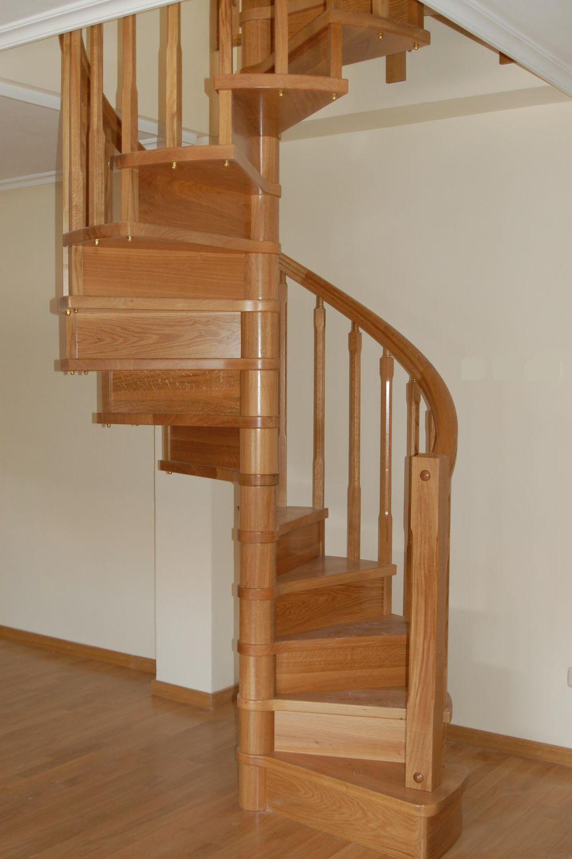 Escalera De Caracol Cuadrada Con Pelda Os De Madera Estructura  ~ Precios De Escaleras De Caracol