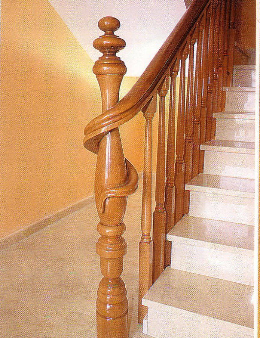 Barandas De Madera Para Escaleras Stunning Barandas De Madera Para