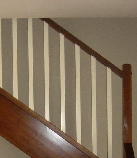 barandilla de madera con barrotes de interior para escalera k escaleras yuste