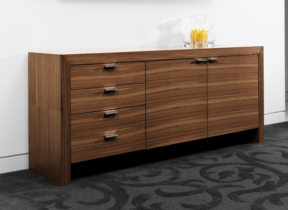 Credenza De Madera Moderna : Aparador moderno de madera credenzas boss design