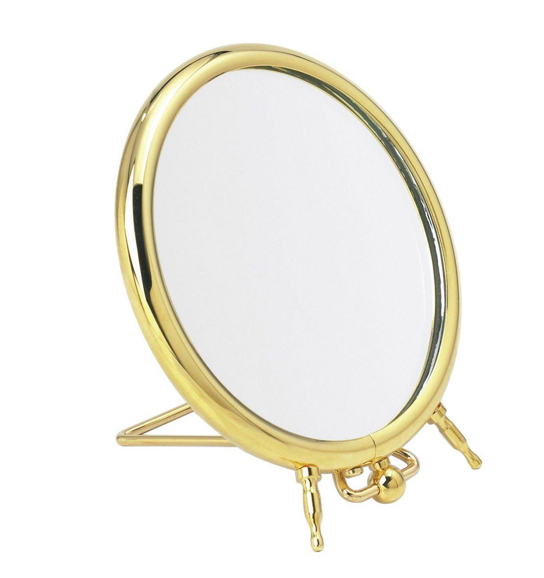 espejo de sobremesa clsico redondo de aumento pendulette