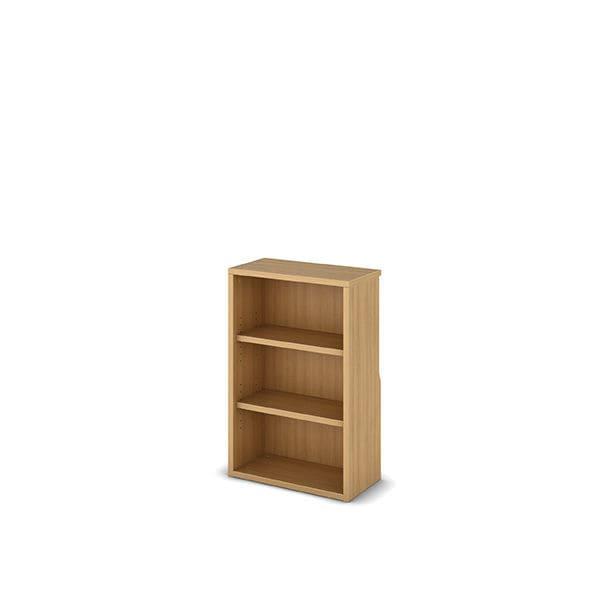 estantera en esquina moderna de madera profesional think smart groupe lacasse