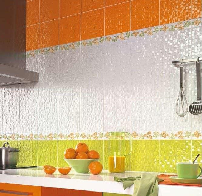 baldosa para cocina de pared de cermica pulida prisma bajo azulejos para cocinas