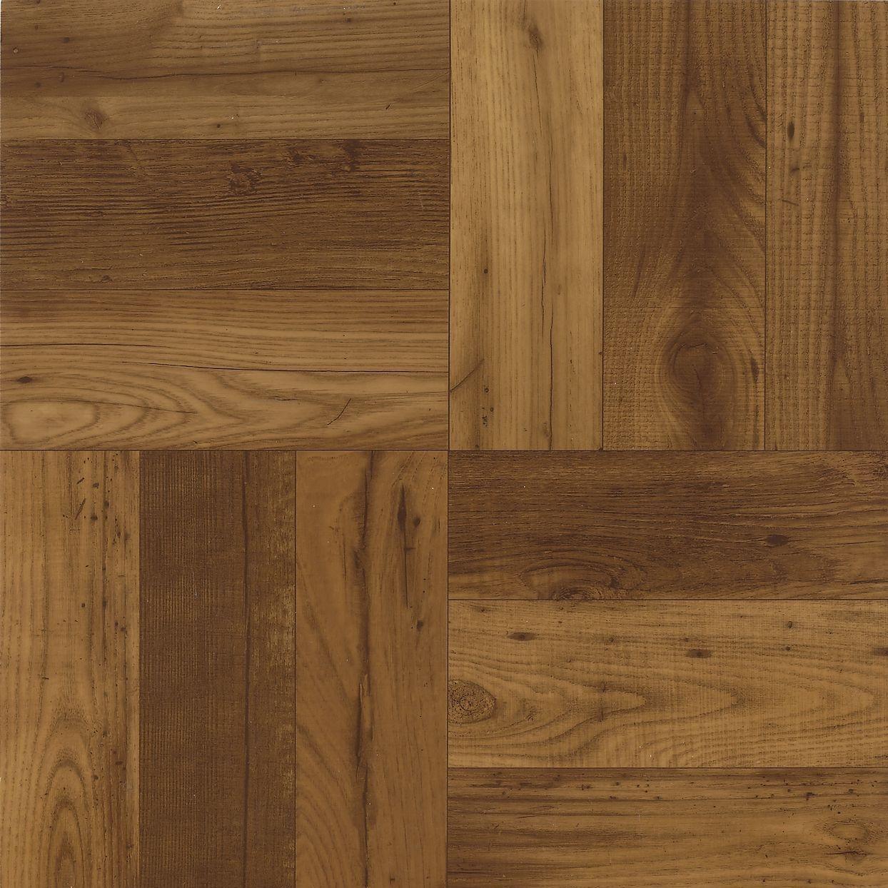 pavimento de vinilo residencial en losas aspecto madera criswood russet oak armstrong