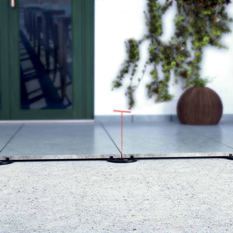 Pedestal para suelo técnico de exterior / ajustable - STAR.T ...