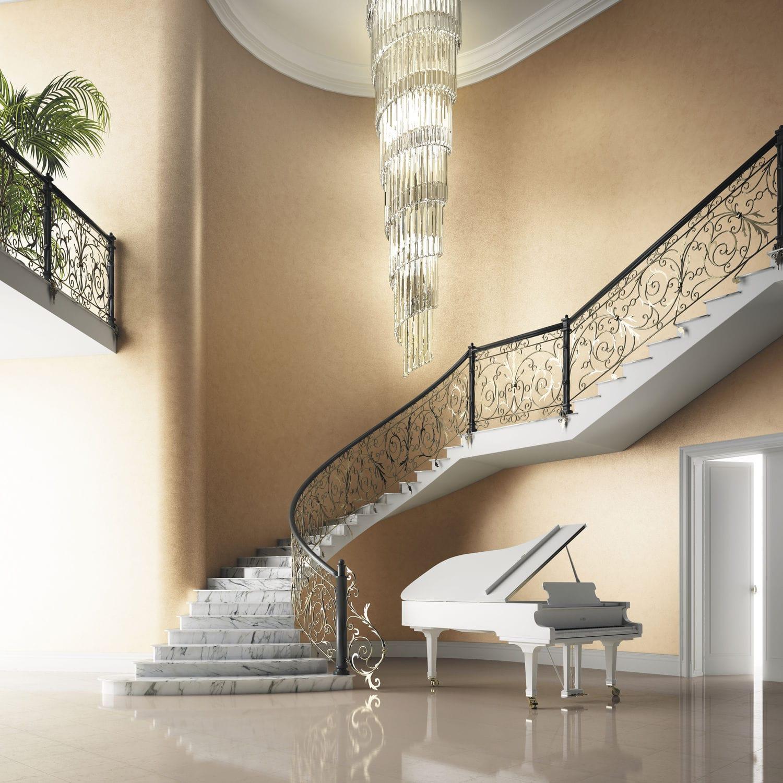 Pintura Decorativa De Acabado Para Muro Para Interior  ~ Pintura Decorativa Paredes Interiores