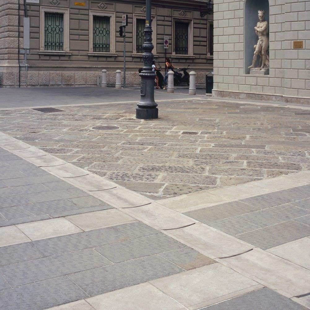 Baldosa De Interior De Exterior Para Pavimento De Piedra