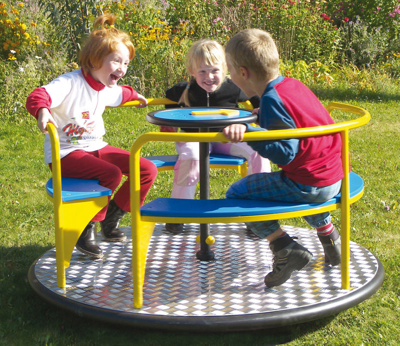 Juego Giratorio Para Ninos Para Parque Infantil 011208 Legnolandia