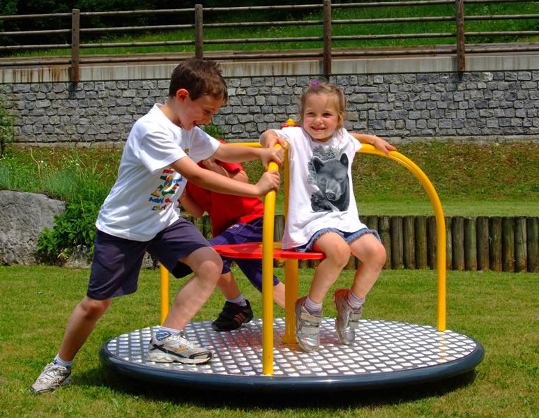 Juego Giratorio Para Ninos Para Parque Infantil 012410 Legnolandia