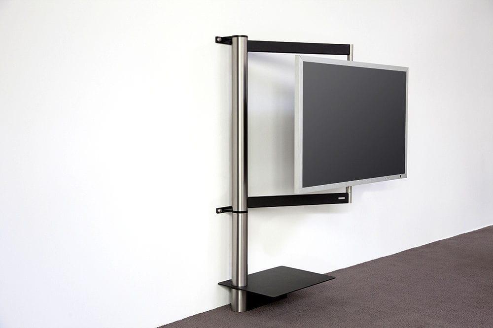 soporte para tv de pared moderno giratorio tv halter art