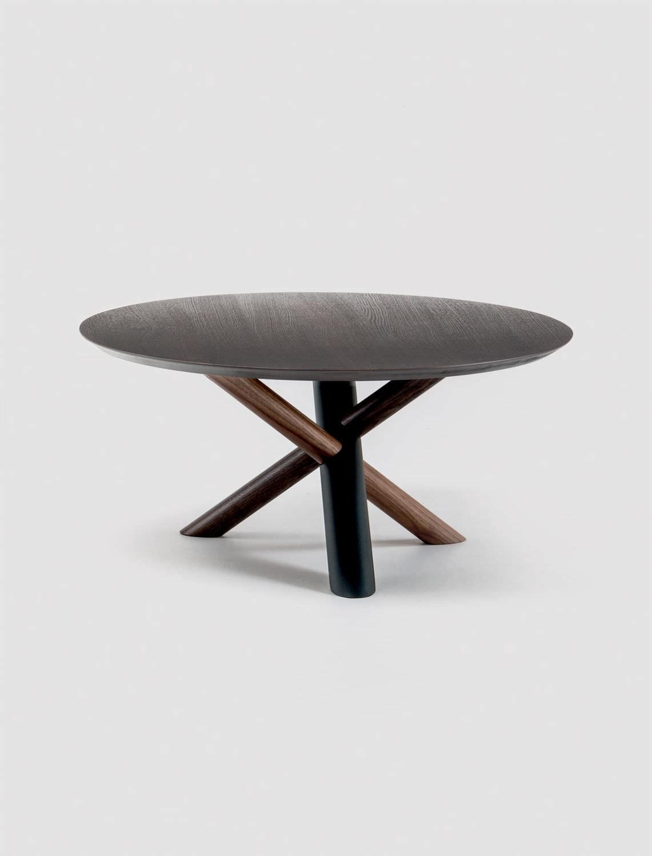 mesa de centro moderna de madera de vidrio de vidrio templado w by