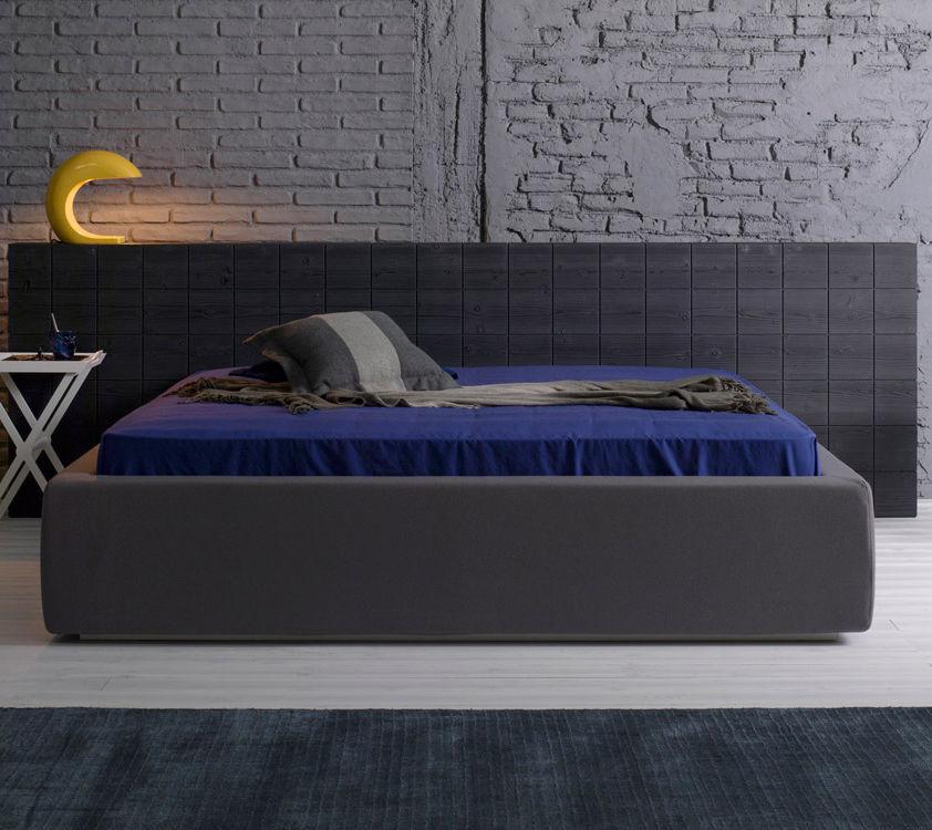 Cabecero para cama doble / moderno / de madera - KING by Alessio ...