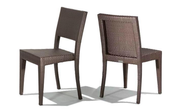 silla de restaurante moderna de ratn de ratn sinttico monteverdi by lorenzo bellini