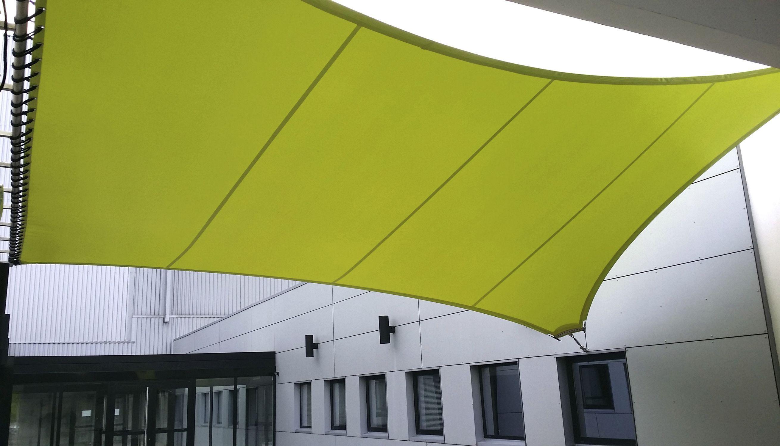 toldo vela impermeable profesional rectangular abrivoile abritez vous chez nous - Toldo Vela Rectangular