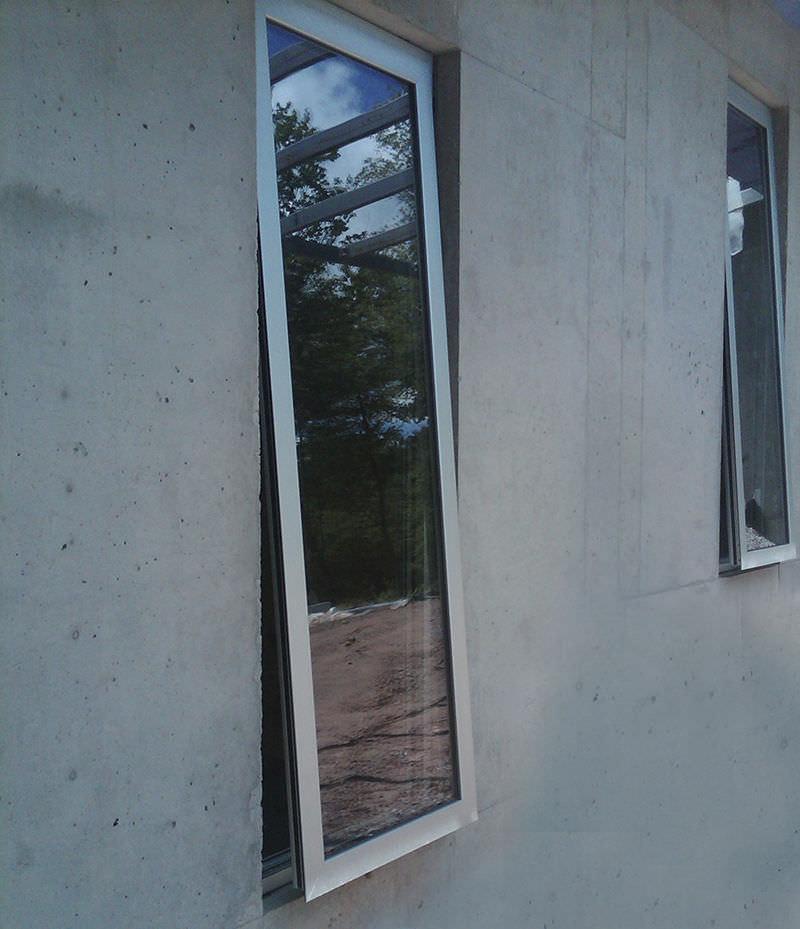 Ventana basculante / de aluminio - SI7201 - Solar Innovations, Inc ...