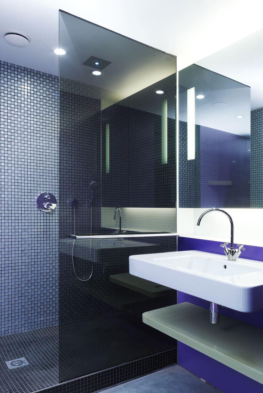 Baño de diseño / profesional / para hotel / prefabricado - HOTEL 2 ...