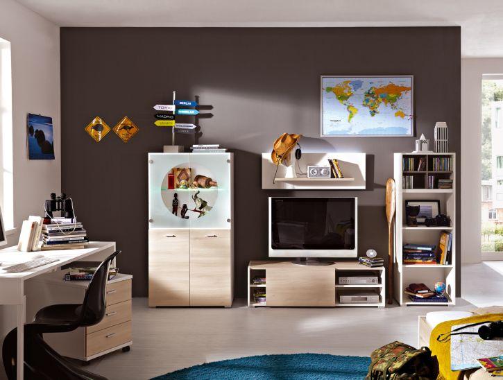 mueble tv moderno de madera para nios itsclassic
